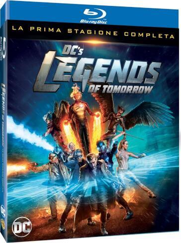 Dc's legends of tomorrow - Stagione 01 (2 Blu-Ray)