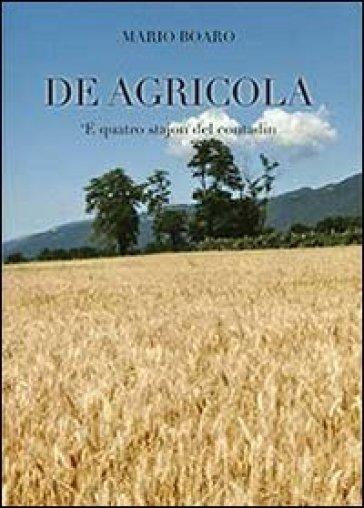 De agricola - Mario Boaro  