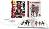 Deadpool 2 (2 Blu-Ray)(include il libro in inglese) (versione cinematografica + versione estesa)