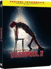 Deadpool 2 (2 Blu-Ray)(steelbook)