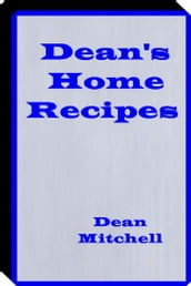 Deans Home Recipes