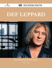 Def Leppard 158 Success Facts - Everything you need to know about Def Leppard