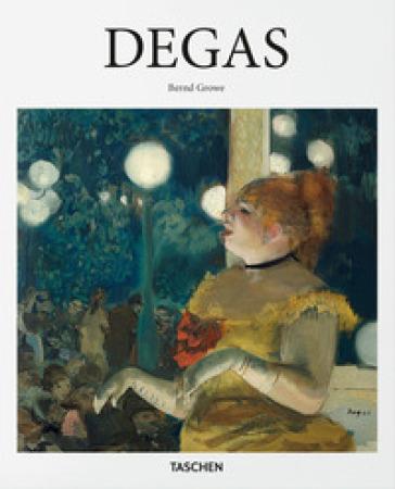 Degas - Bernd Growe | Rochesterscifianimecon.com
