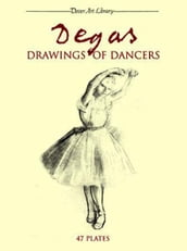 Degas Drawings of Dancers