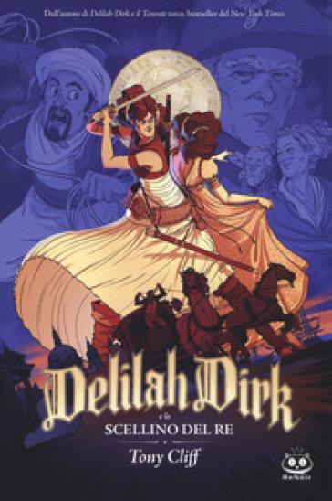 Delilah Dirk e lo scellino del re. Delilah Dirk - Tony Cliff   Rochesterscifianimecon.com