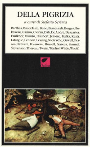 Della pigrizia - S. Scrima   Jonathanterrington.com