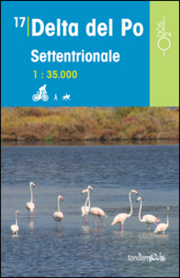 Delta del Po settentrionale 1:35.000 - Chiara Gaetani pdf epub