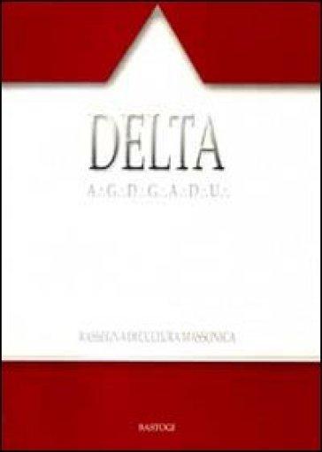 Delta. Rassegna di cultura massonica. 103.
