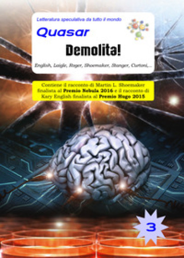 Demolita! English, Liagle, Roger, Shoemaker, Stanger, Crutoni,... - A. Guarnieri  