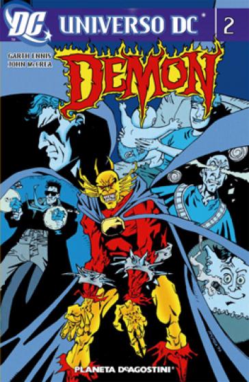 Demon. 2. - Garth Ennis |