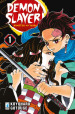 Demon slayer. Kimetsu no yaiba. 1.