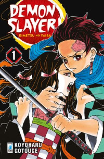 Demon slayer. Kimetsu no yaiba. 1. - Koyoharu GOTOUGE |