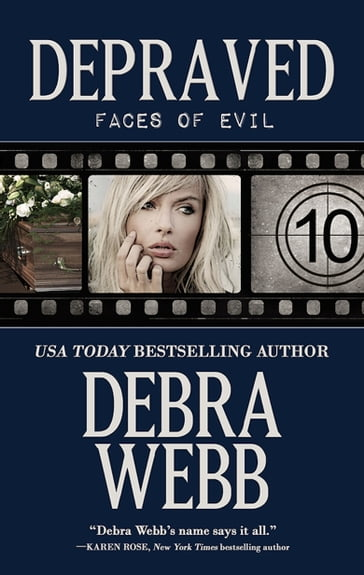 Depraved: Faces of Evil Book 10