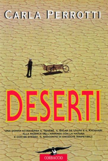 Deserti - Carla Perrotti   Rochesterscifianimecon.com