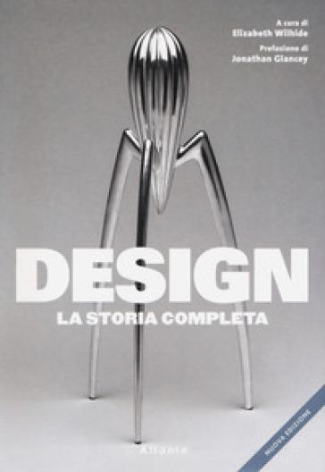 Design. La storia completa - A. Cavazza | Thecosgala.com