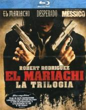 Desperado + El mariachi + C era una volta in Messico (2 Blu-Ray)