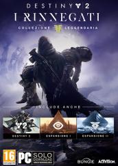 Image of Destiny 2: I Rinnegati-Coll. Leggendaria
