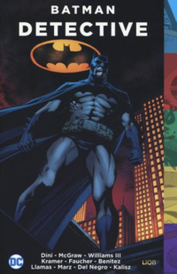 Detective. Batman