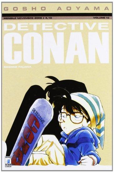 Detective Conan. 10.