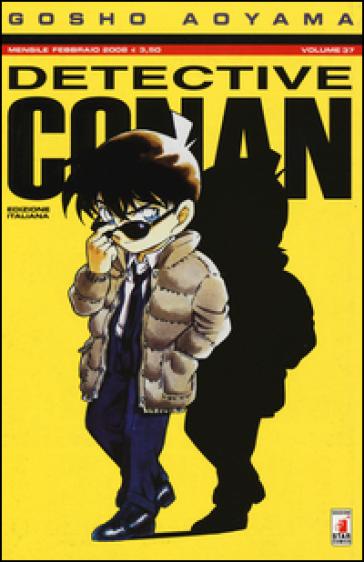 Detective Conan. 37. - Gosho Aoyama |
