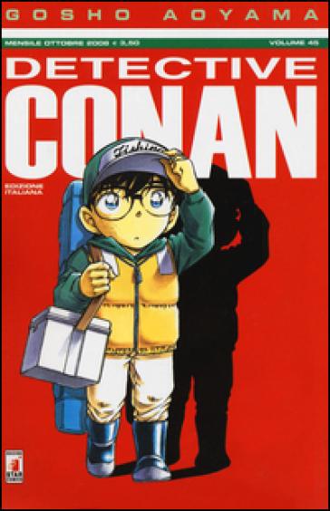 Detective Conan. 45. - Gosho Aoyama |