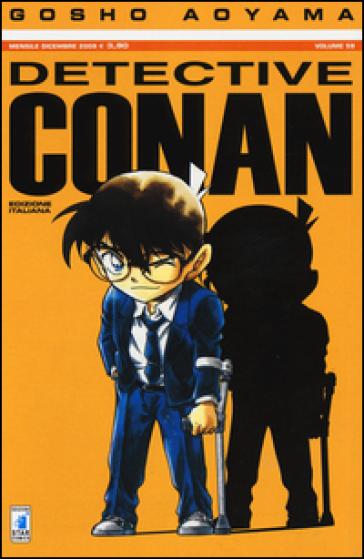 Detective Conan. 59. - Gosho Aoyama   Jonathanterrington.com