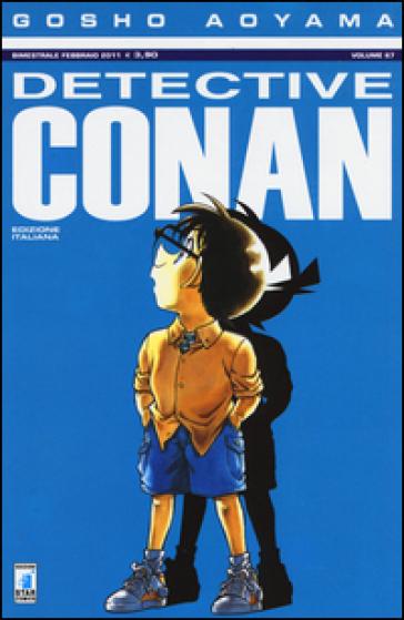 Detective Conan. 67. - Gosho Aoyama |