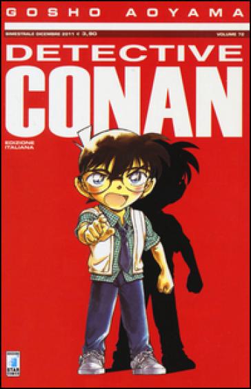 Detective Conan. 72. - Gosho Aoyama |