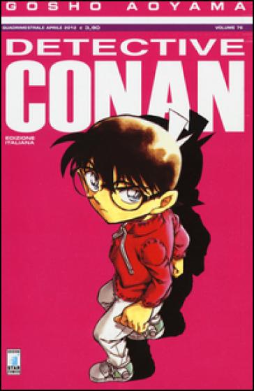 Detective Conan. 76. - Gosho Aoyama |