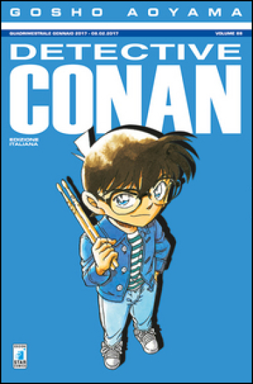 Detective Conan. 88. - Gosho Aoyama   Thecosgala.com