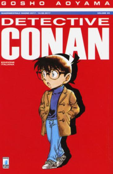 Detective Conan. 89. - Gosho Aoyama  