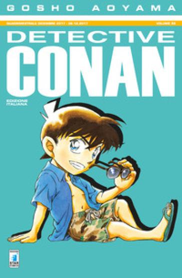 Detective Conan. 92. - Gosho Aoyama | Rochesterscifianimecon.com
