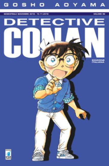 Detective Conan. 96. - Gosho Aoyama  