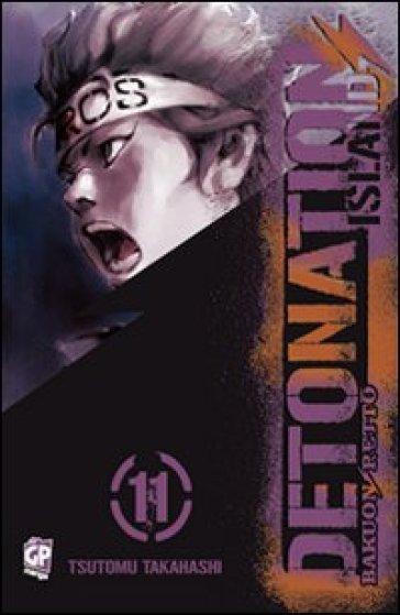 Detonation Island. 11. - Tsutomu Takahashi |
