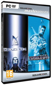 Deus Ex & Deus Ex Inv. War Double Pack