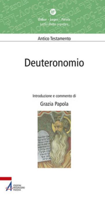 Deuteronomio (lectio divina popolare) - G. Papola |