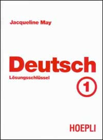 Deutsch. 1.Losungsschlussel - Jacqueline May | Rochesterscifianimecon.com