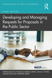 Developing and Managing Requests for Proposals in the Public Sector