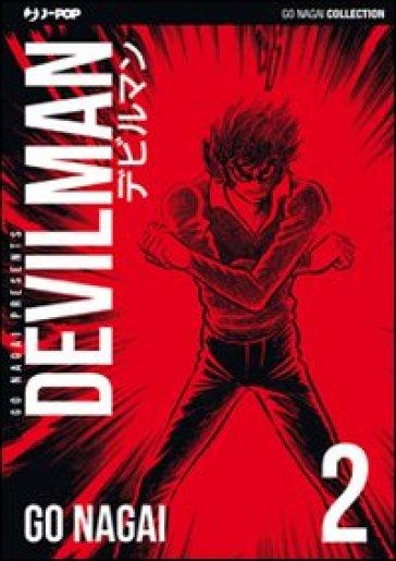 Devilman. 2. - Go Nagai | Rochesterscifianimecon.com