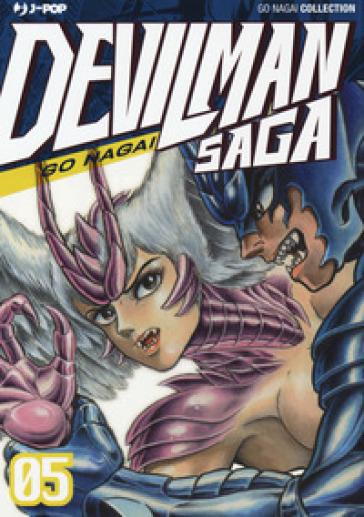 Devilman saga. 5. - Go Nagai | Thecosgala.com
