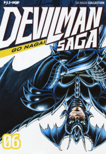 Devilman saga. 6. - Go Nagai | Thecosgala.com