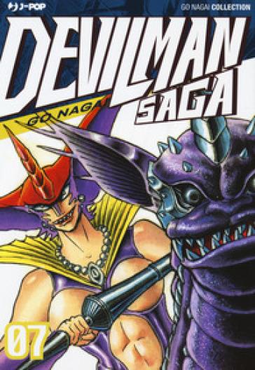 Devilman saga. 7. - Go Nagai |