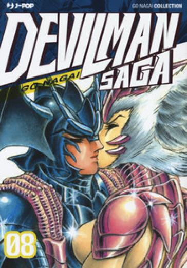 Devilman saga. 8. - Go Nagai  