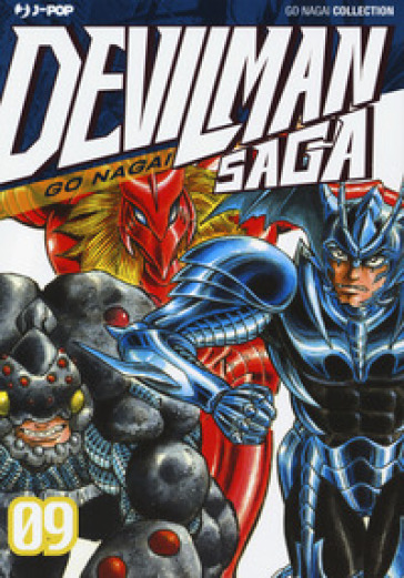 Devilman saga. 9. - Go Nagai | Thecosgala.com