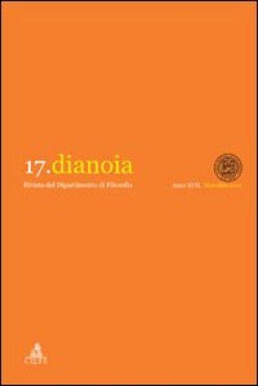 Dianoia. Annali di storia della filosofia. 17.