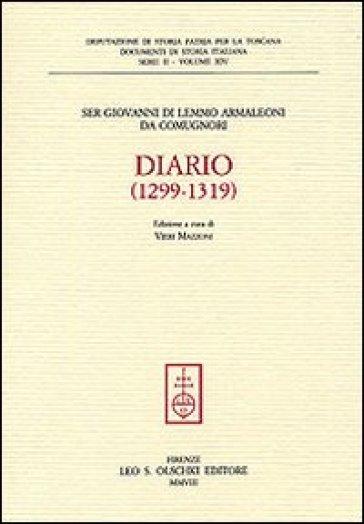 Diario (1299-1319) - Giovanni Di Lemmo Armaleoni |