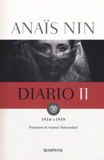 Diario. 2.1934-1939 - Anais Nin | Thecosgala.com