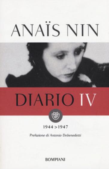 Diario. 4.1944-1947 - Anais Nin   Thecosgala.com