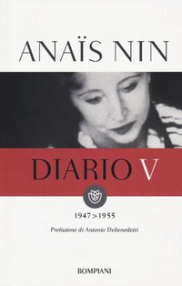 Diario. 5.1947-1955 - Anais Nin   Thecosgala.com