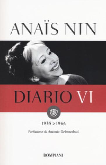 Diario. 6.1955-1966 - Anais Nin   Thecosgala.com